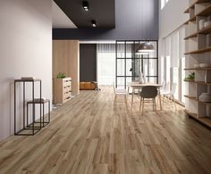 Cortex parquet effect porcelain stoneware floor by Ceramica Sant'Agostino explores the most intimate essence of wood, from colder to warmer shades. Marble Look Tile, Wood Look Tile, Timber Tiles, Background Tile, Italian Tiles, Piece A Vivre, Wooden Flooring, Minimalism, New Homes