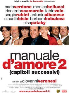 Manuale d'amore 2...Eros, eros come sogno, come desiderio...e' la potenza primordiale che domina l'uomo