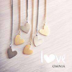 #omnia #omniajewels #omnialove #love · www.omnia.pt