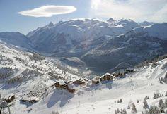 La beauté d'Auris En Oisans #ski Alpes du Sud
