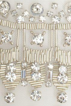 Temperley London | Crystal-embellished crepe column gown | NET-A-PORTER.COM