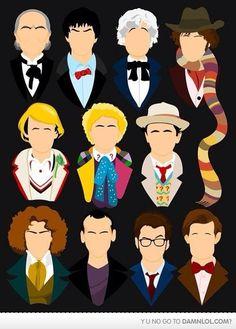 Doctor Who cartoonized! :O