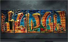 Resultado de imagen para pinturas contemporaneas modernas abstractas