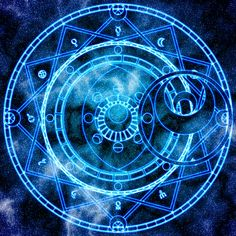 Artemis Li's Magic Circle by Earthstar01.deviantart.com on @DeviantArt