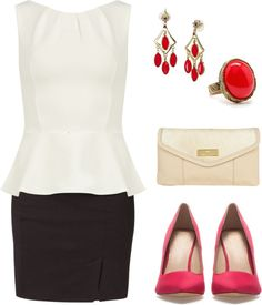 """""""night out"""" by idmarryjenny on Polyvore"""