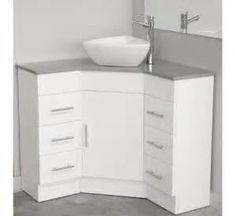 Corner Bathroom Vanity With Sink Google Search Pinterest Vanities And