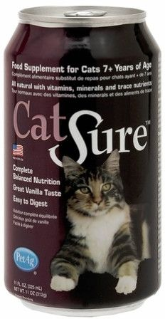 PetAg CatSure Meal Supplement For Cats