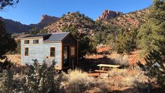Tiny House In The Desert For Sale