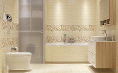 Great bathroom for a small apartament