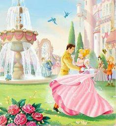 Cinderella Disney, Disney Princess Art, Disney Art, Disney Memes, Disney Cartoons, Disney And Dreamworks, Disney Pixar, Cinderella And Prince Charming, Disney Princesses And Princes