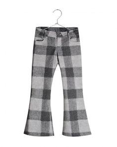 Cucù Lab AI1617 • pantalone NICO SEVEN scozzese grigio • http://www.cuculab.it/it/bambino/shop/pantaloni-fw1617/nico-seven/nico-seven-scozzese-grigio.html • www.cuculab.it