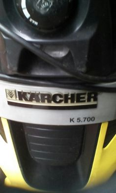 R K karcher high pressure cleaner, in good condition, perfectly working .need the cash .not going to use anymore.