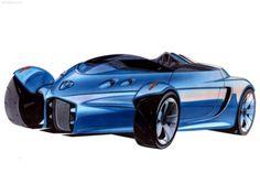 Hyundai NEOS Concept 2000 poster, #poster, #mousepad, #Hyundai #printcarposter