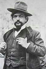 The Première rhapsodie (First Rhapsody) by Claude Debussy is a piece for accompanied solo clarinet. What Is Classical Music, Classical Music Composers, Claude Debussy, People Of Interest, Conductors, Music Love, Historical Photos, Vintage Men, Portraits