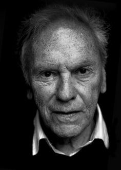 Jean-Louis Trintignant (1930) - French actor, screenwriter and director. Photo © Marian Adriani, 2010