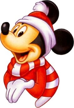 Ideas For Drawing Christmas Disney Mickey Mouse Disney Mickey Mouse, Clipart Mickey Mouse, Natal Do Mickey Mouse, Walt Disney, Retro Disney, Disney Clipart, Mickey Mouse And Friends, Disney Food, Disney World Christmas