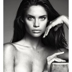 "Sara Sampaio  ""Angels Undressed"" Exclusive for @modelsdot, Photographed by @abraham_studio"