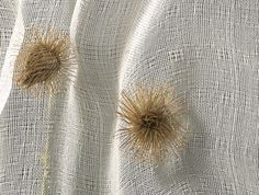 Decorative fibers by Vicki Essig #accshow #handmade #textiles #fiberart