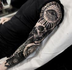 kombinationen mit mandala tattoos