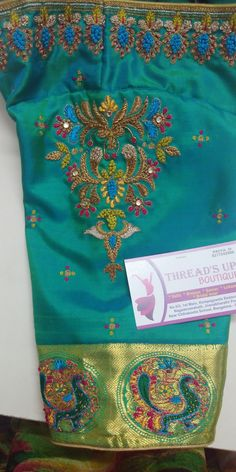 Cutwork Blouse Designs, Blouse Designs High Neck, Embroidery Neck Designs, Fancy Blouse Designs, Saree Blouse Designs, Maggam Work Designs, Designer Blouse Patterns, Durga, Hand Designs