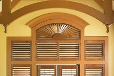Lafayette Interiors Fashions is an industry leader in decorative window shutter manufacturing including quality plantation shutters, wood shutters, and more. Custom Shutters, Wood Shutters, Window Shutters, Rustic Window Treatments, Garage Doors, Windows, Interior, Outdoor Decor, Home Decor