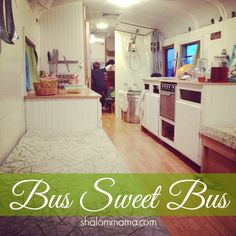 Bus Sweet Bus: a Special Announcement and the Latest Bus Tour
