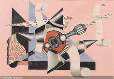Edward Wadsworth – Vorticism   Graphicine
