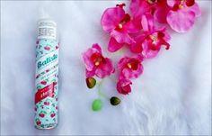 Batiste Fruity and Cheeky Cherry Dry Shampoo review  http://www.curiousandconfusedme.com/2016/11/batiste-dry-shampoo-review/ #bbloggers #beautyblogger #indianblogger #Batiste #Dryshampoo #haircare