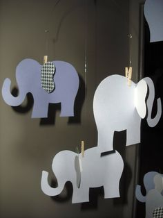The Elephant(s) in the room #Etsy #Mobile