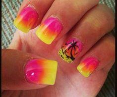 El verano en tus uñas