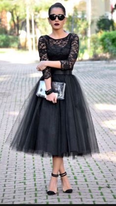 Tulle skirt love this