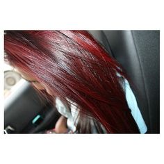 Someone please talk me out of dying my hair this color, because I'm REALLY considering it.
