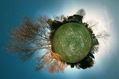 polar panorama photography ...gotta learn this