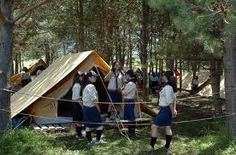 camping scout - Google Search