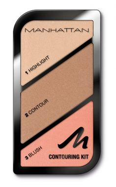 Beauty and more by Nadel Manhattan, Contour Kit, Hair Makeup, Blush, Eyeshadow, Make Up, Contouring, Red, Top