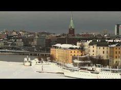 Tukholman joulu ja talvi