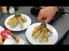Γκαβόψαρα - Τσιπουρομεζές Νάουσας Επεισόδιο 4ο από τον παππού Τάσο - YouTube Greek Recipes, Food Styling, Eggplant, Asparagus, Dishes, Vegetables, Youtube, Studs, Tablewares