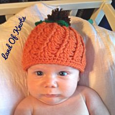 Adult/child/toddler/infant pumpkin crochet by LandOfKnots on Etsy, $15.00
