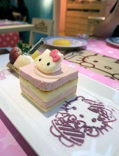 Hello Kitty Kitchen and Dining Taipei Taiwan