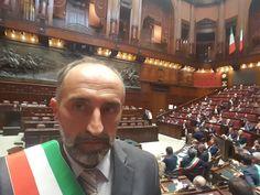 Il sindaco Cesare Cavallo torna a Roma con altri 600 sindaci per discutere in Parlamento sui temi degli enti locali