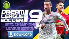 UCL - Dream League Soccer 2019 Android HD Graphics and Hassaan RealReal Madrid Real Madrid Android Mobile Games, Free Android Games, Fifa Games, Soccer Games, Ronaldo, Liga Soccer, World Cup Games, Offline Games, Soccer League