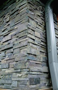 Rock Panels   Stacked Stone Veneer Wall Cladding For Interior And Exterior  Feature Walls