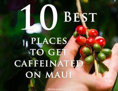 Coffee break! #Maui