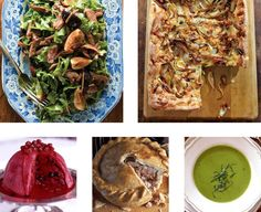 An English Countryside Luncheon with Goose | SAVEUR