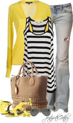 """Here Comes the Sun"" by partywithgatsby on Polyvore"