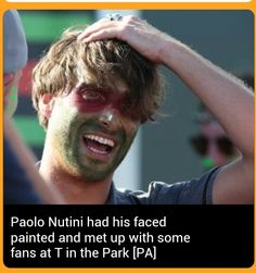 [Courtesy of: Yahoo Celebrity] Paolo Nutini <3 <3