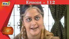 Aarthi | Episode - 112 | Sithara | Vijay Aadhiraj | RajTv Indian Language, Tv Episodes, Channel, Youtube, People, People Illustration, Youtubers, Folk