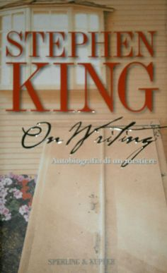 STEPHEN KING ONLY: On Writing - 2001