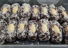 Croquetas de chocolate con Thermomix