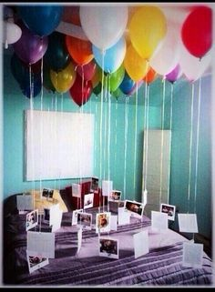 For your best friend's birthday definitely doing this